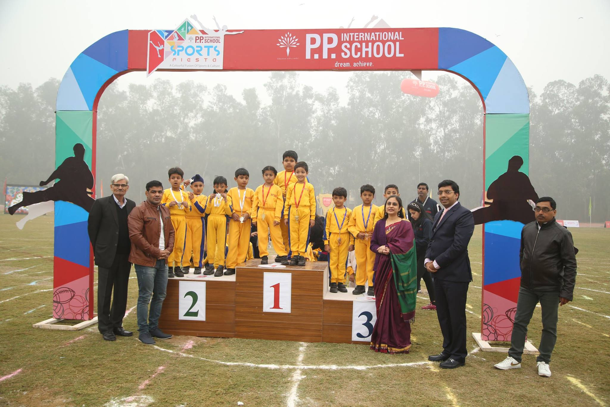 PP International School-sushil kumar